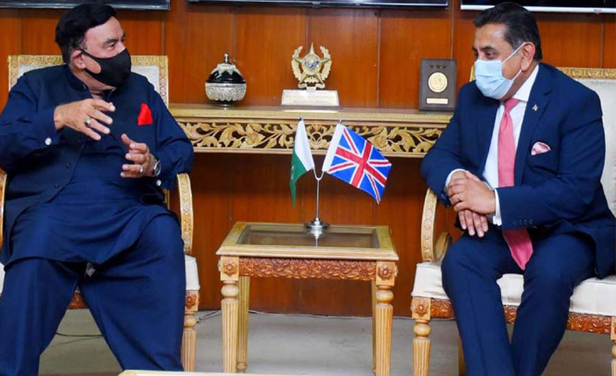 Pakistan, UK pledge to boost cooperation to finalise treaties
