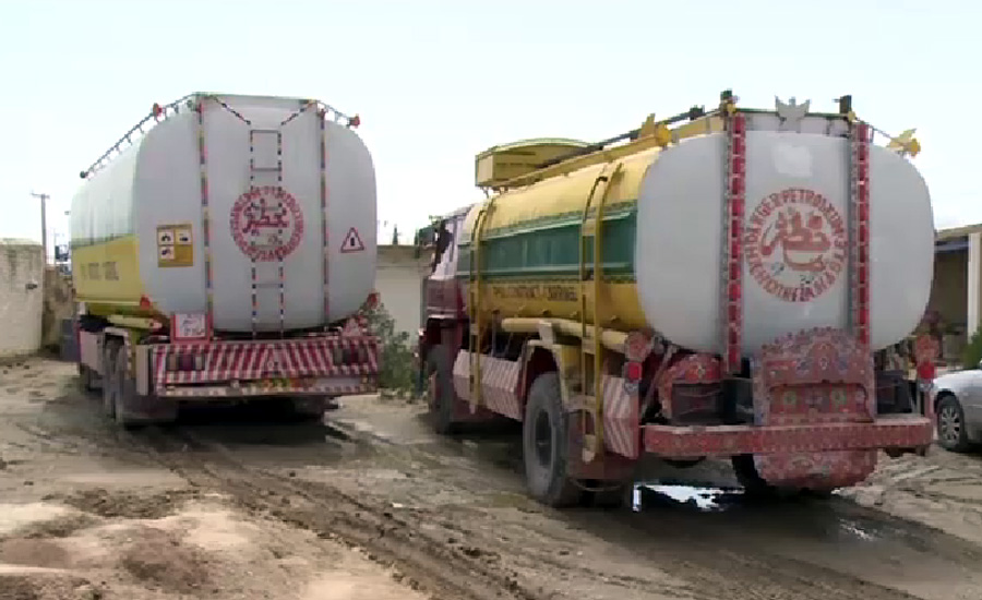 Oil Tankers Association observes countrywide strike to press for demands