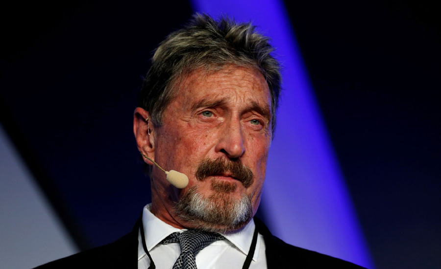 Larger-than-life software mogul John McAfee dies in Spain by suicide: lawyers