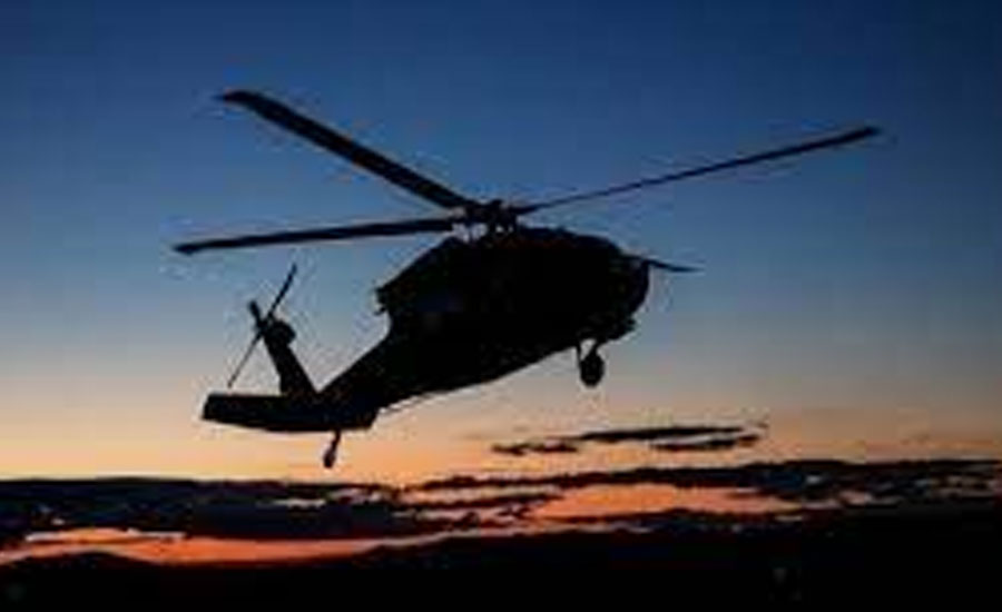 Ten Kenyan troops killed in military helicopter crash