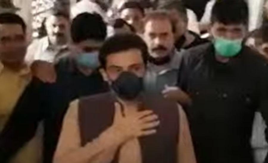 FIA interrogates Hamza Shahbaz in money laundering, sugar case