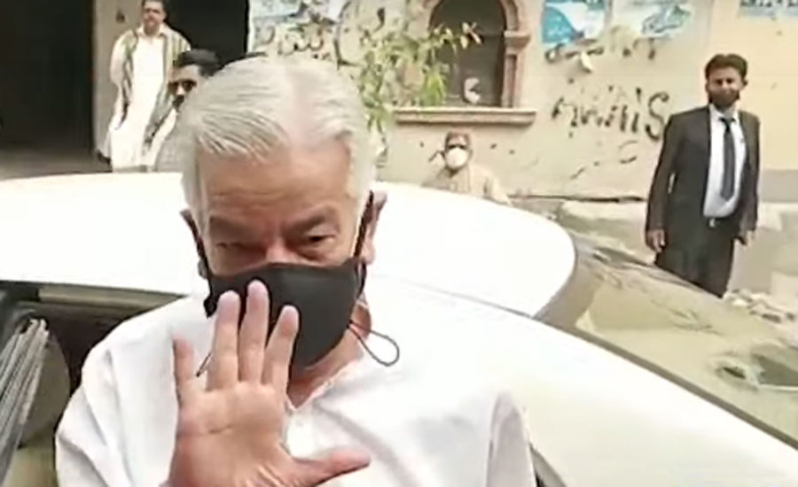 PML-N's Khawaja Asif released from prison on bail