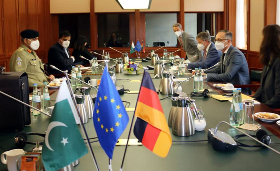 Pakistan attaches great importance to its relations with Germany: COAS