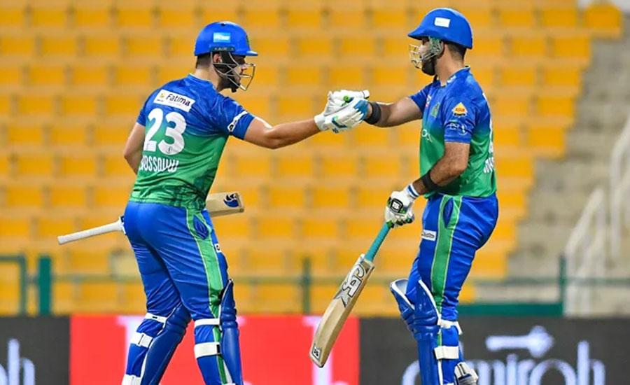 PSL 6 final: Multan Sultans set 207-run target for Peshawar Zalmi