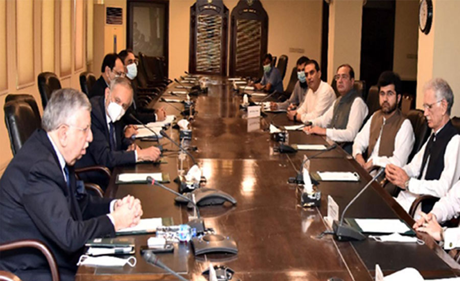 Govt committed to peace, prosperity in merged FATA districts: Tarin