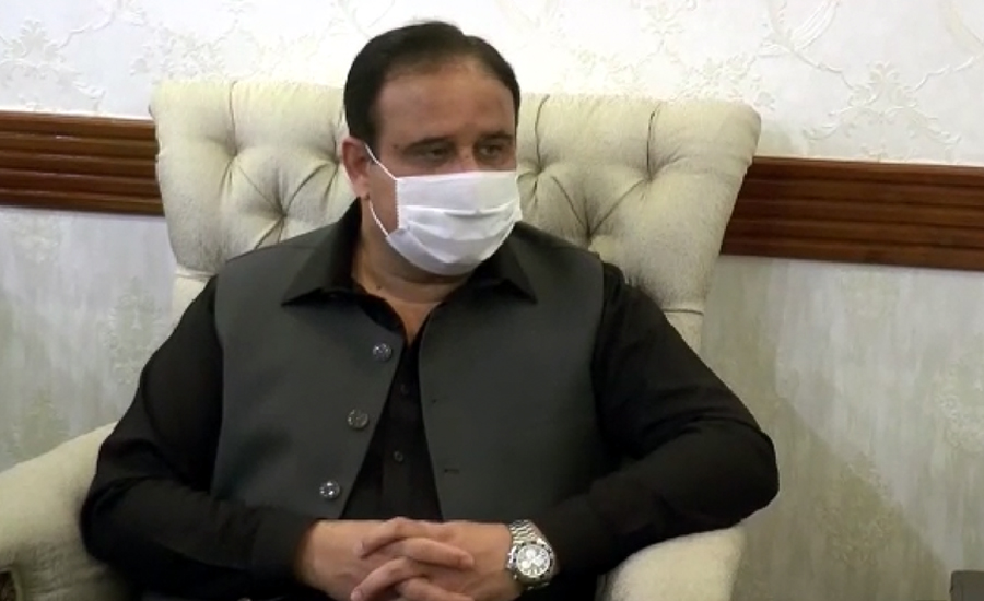Negative attitude of the most failed opposition did not change: CM Buzdar